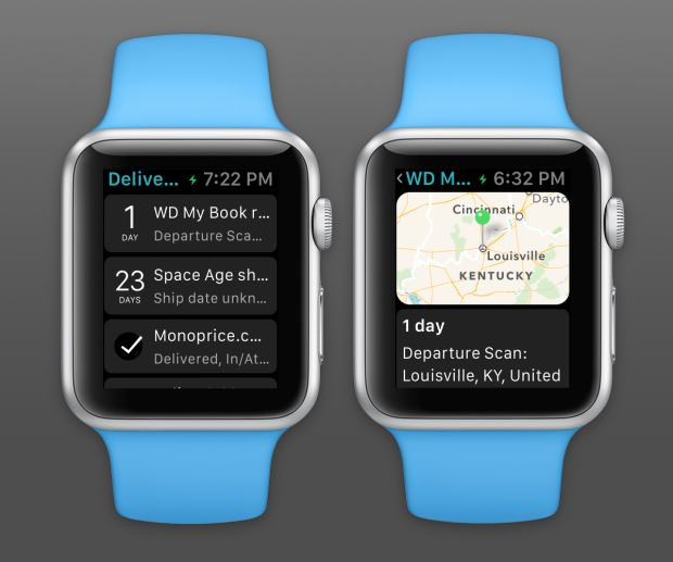 Apple Watch - Apps Inspiration
