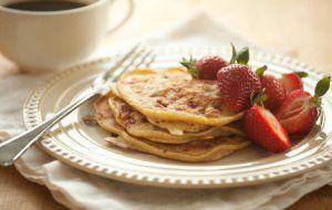 Ricotta-Strawberry Pancakes | Whole Foods Market