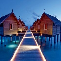 Idyllic Resort in Maldives for Lovers of Fine Dining and Relaxation