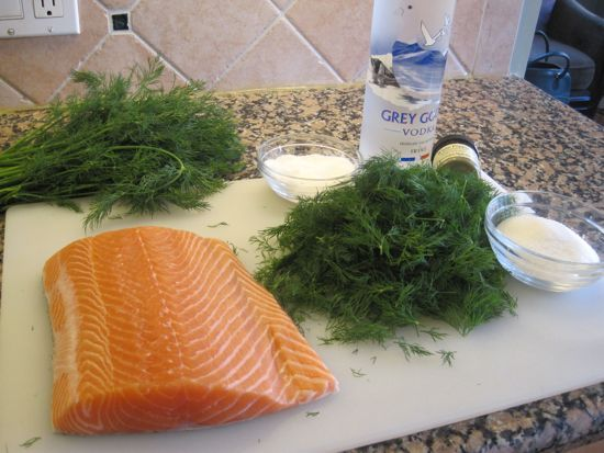 gravlax | good things to eat - seafood | Pinterest