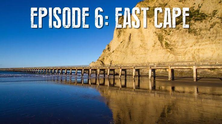 #greatkiwiroadie Episode 6 - East Cape