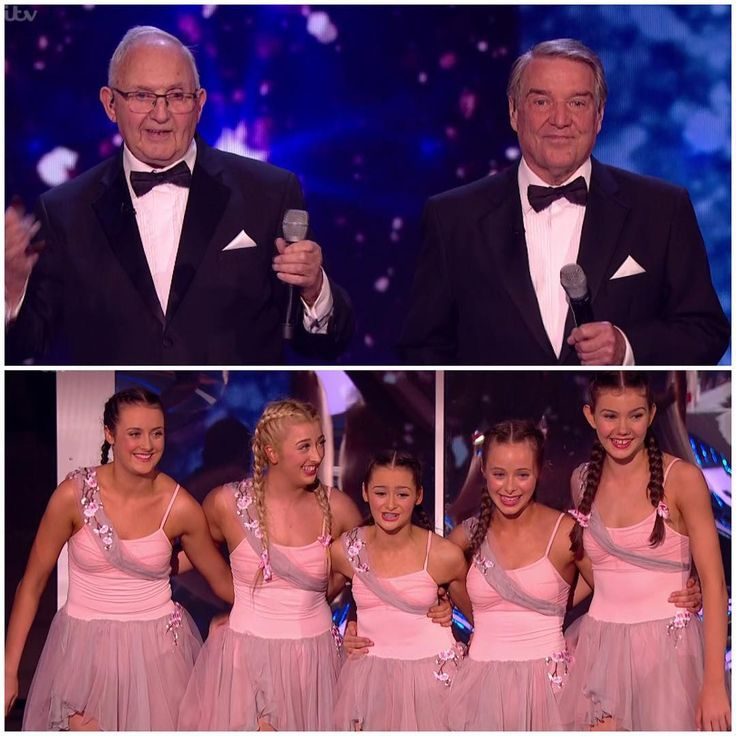 Congratulations to tonight's Britain's Got Talent WINNERS - the amazing PENSIONALITIES!  And not forgetting runners up, The MerseyGirls!  Were you happy with the result this evening?  #bgt @bgt
