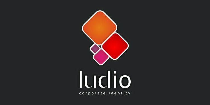 Ludio - projektowanie logo