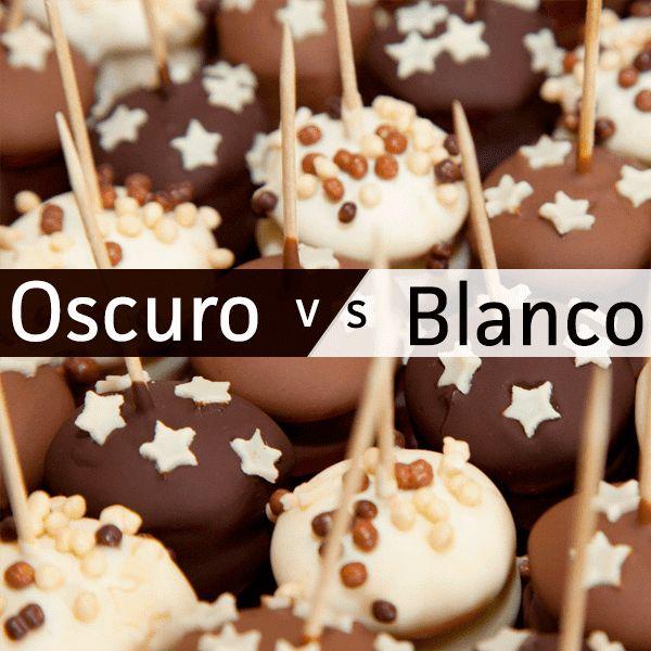 Oscuro o blanco, el chocolate siempre es delicioso.  #chef #chocolate #chocolateblanco #wtc #mexipan #mexipan2016 #expo #expo2016 #cheftable #masterchef #postre #repostería