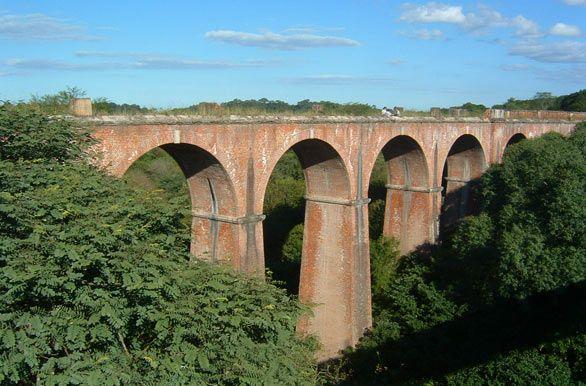 Viaducto El Saladillo, San Miguel de Tucumán, Argentina