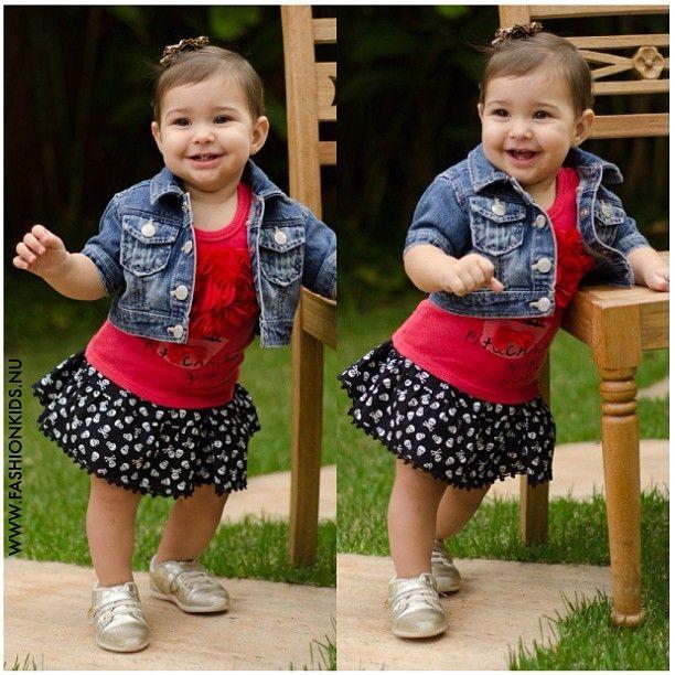 #fashion #kids baby fashion girl