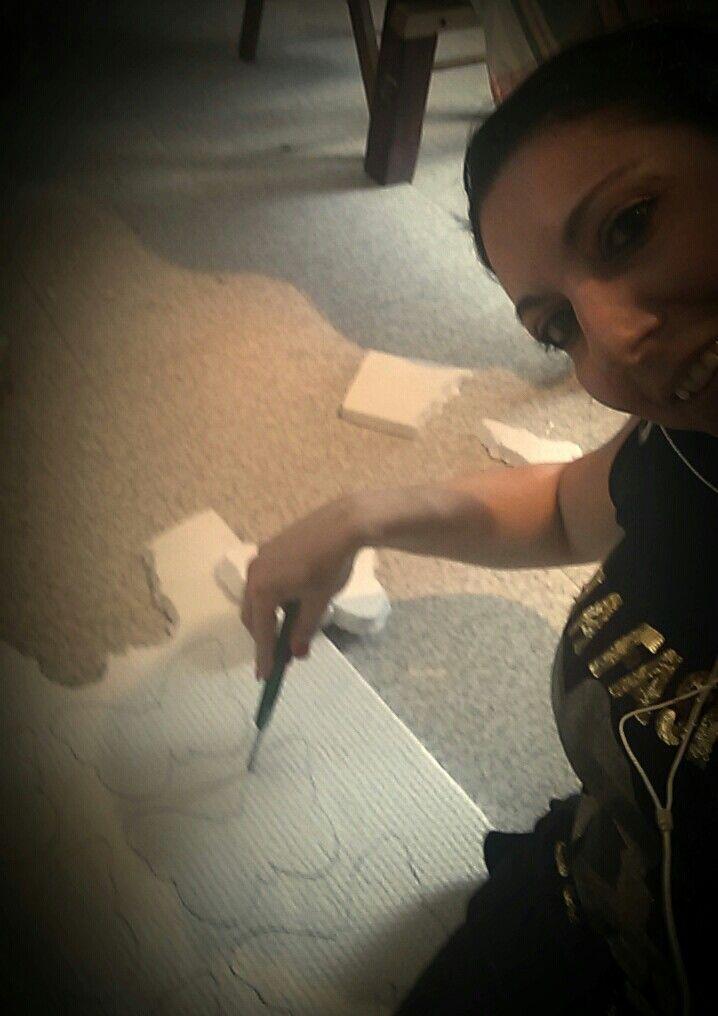 Io a lavoro!