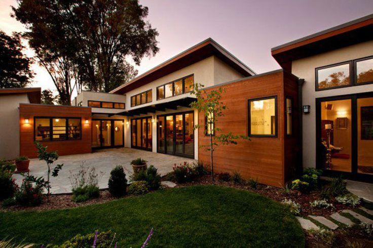 Case di design: architettura dello spazio esterno n.7