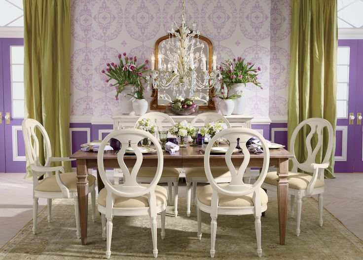 17 Best Ethan Allen Dining Rooms Images On Pinterest  Dining Alluring Formal Dining Room Furniture Ethan Allen Review