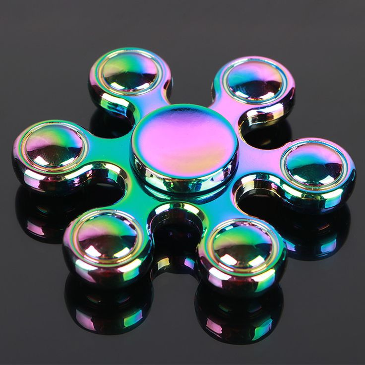 Colorful Six Bead Fidget Spinner   Tag a friend who would love this!   FREE Shipping Worldwide   Get it here ---> https://zagasgadgets.com/colorful-six-bead-hand-spinners-metal-fidget-spinner-for-autism-and-adhd-kids-spiner-tri-finger-toy-fidget-stress/