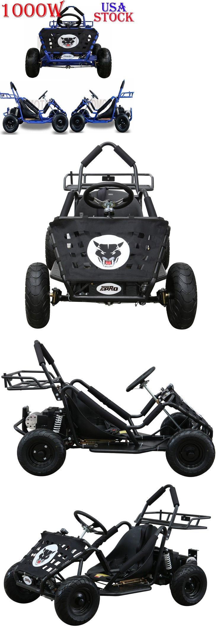 Complete Go-Karts and Frames 64656: 2017 Hot Sell 1000W 48V Off Road Electric Racing Mini Kids Go Kart Buggy -> BUY IT NOW ONLY: $749.99 on eBay!