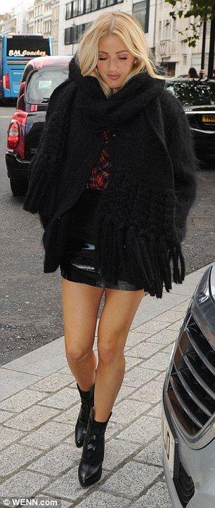 Ellie Goulding denies new track On My Mind is about ex-boyfriend Ed Sheeran | Daily Mail Online