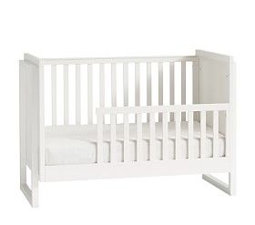 Hadley Toddler Bed Conversion Kit #Pottery Barn Kids