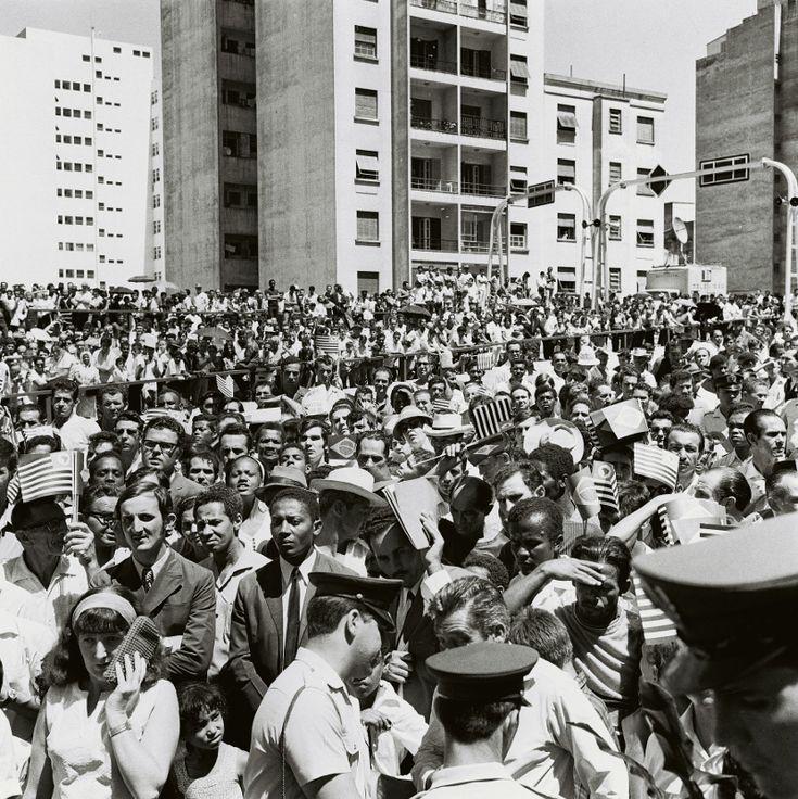 Via Elevada Presidente Costa e Silva, 24.01.1917 - inauguração