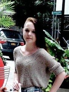 toronto  news   --   Missing girl, Anne Marie McLeod-Morgen, 17