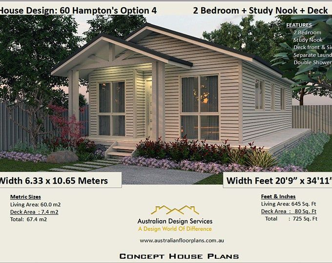 16x20 House 1 Bedroom 1 Bath 574 Sq Ft Pdf Floor Plan Instant Download Model 4b In 2020 Small House Design House Plans For Sale Tiny House Plans
