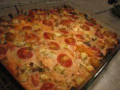 Kook je vegetarisch met mij mee?: Griekse groenten-ovenschotel