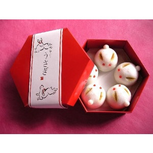 Usagi Manju - Japanese Sweets