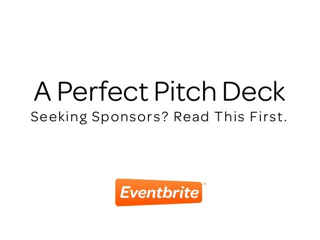 6 Steps to the Perfect Pitch - Pitching your business ...