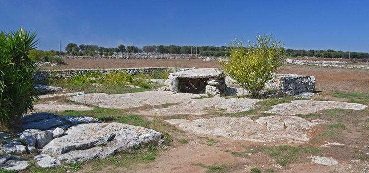 dolmen  e manhir