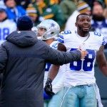 Dez Bryant angrily reacts on sideline after poor throw from Matt Cassel (video) - http://blog.clairepeetz.com/dez-bryant-angrily-reacts-on-sideline-after-poor-throw-from-matt-cassel-video/