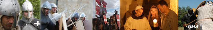 very good historical recreation group.  Mostly on the hospitallers