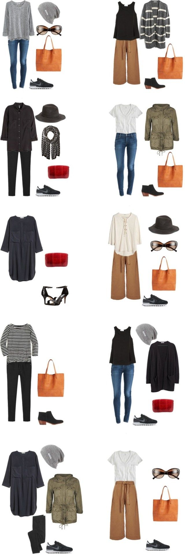 What to Wear on an Alaskan Cruise Outfits 1-10 #travellight #packinglight #traveltips #travel