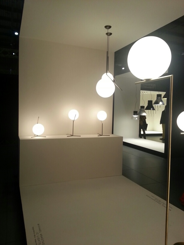 Ic lights by michael anastassiades for flos at euroluce 2013 lampade pinterest lights - Ic lights flos ...