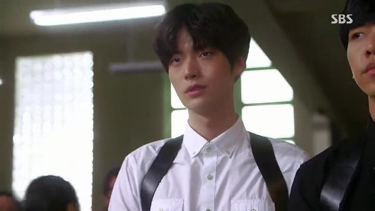 Ahn Jaehyun. You're All Surrounded. Drama (2014)