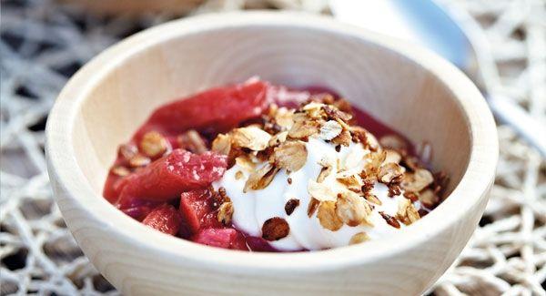 Her får du opskriften på en sund og lækker morgenmad