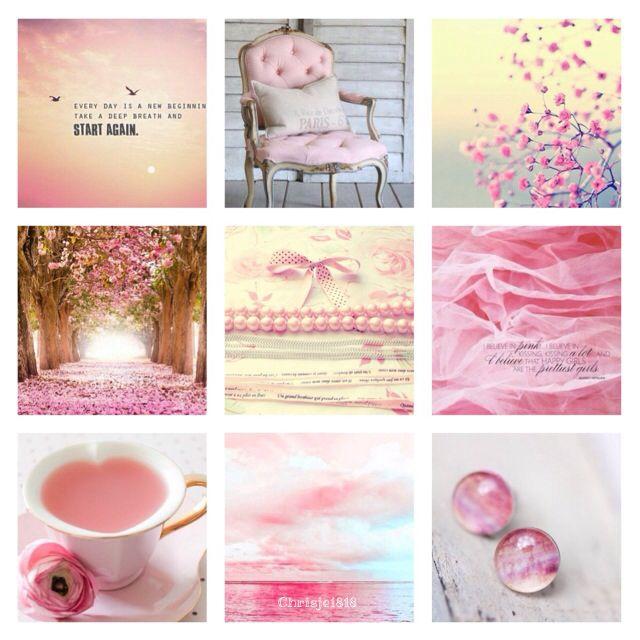 Chrisje1818 Inspiratie Creatief Pink