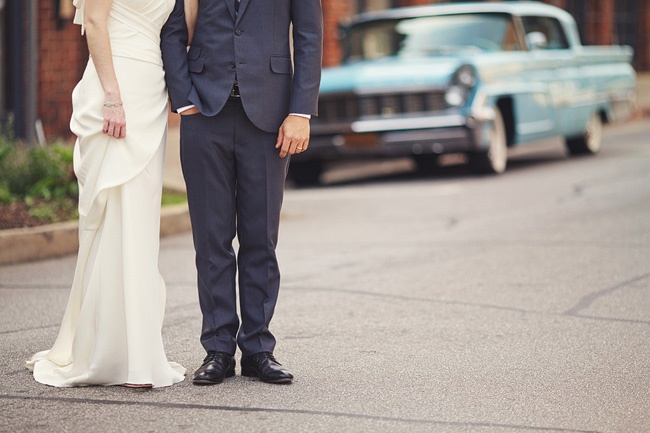 Jessica & Brian | Photographer: Caroline FontenotWang Real, Style, Jessica, Dresses, Real Wedding, Elaborate Plans, Photography