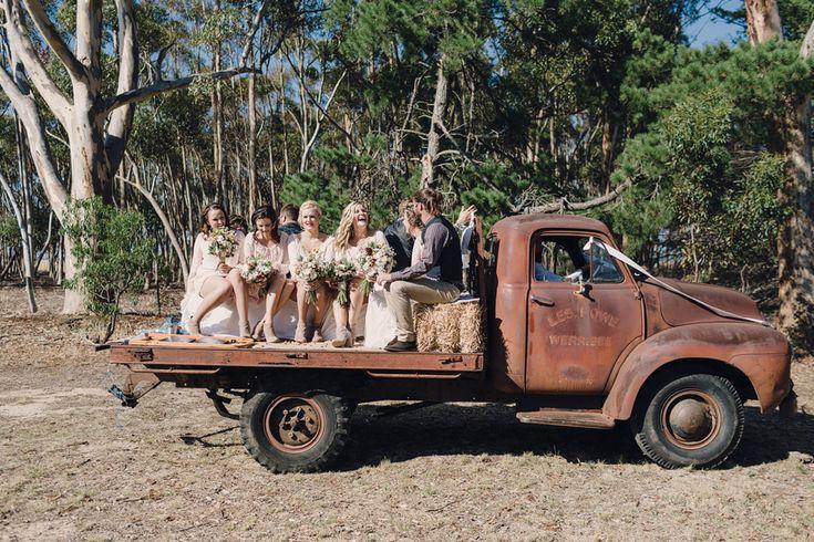 Jacqui + Scott | Grace Loves LaceGreat outback wedding!