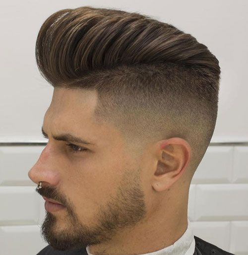 Fade haircuts and hairstyles have been very popular among men for many years, and this trend will likely carry over into 2017 and beyond. The fade haircut has generally been catered to men with short hair, but lately, guys have been combining a high fade with medium orlong hair on top. Whether you're a White, …