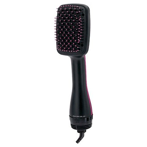 Will make hair super fast for cabo! Revlon Pro Collection One Step Hair Dryer and Styler