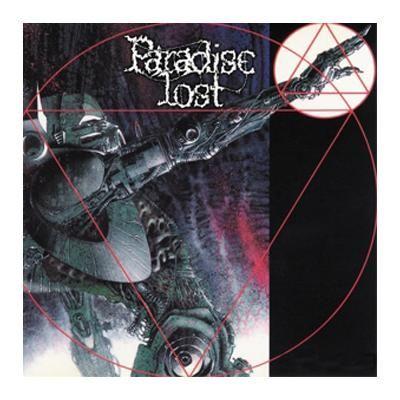 """L'album dei #ParadiseLost intitolato """"Lost Paradise"""" su vinile."""
