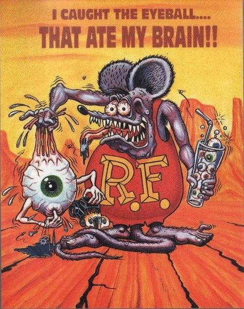 Rat Fink | Ed Roth
