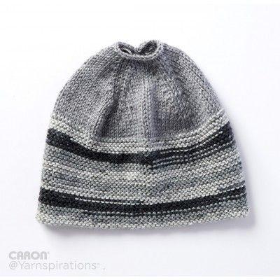 Free Easy Knit Hat Pattern