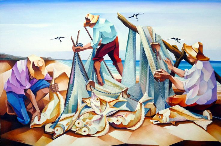 Damiao Martins: A pescaria