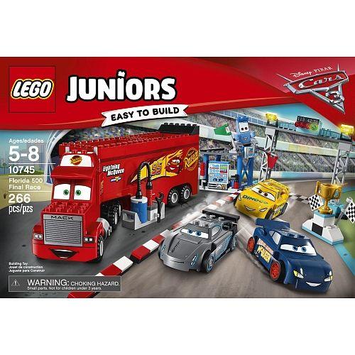 LEGO Juniors Cars 3 Florida 500 Final Race 10745
