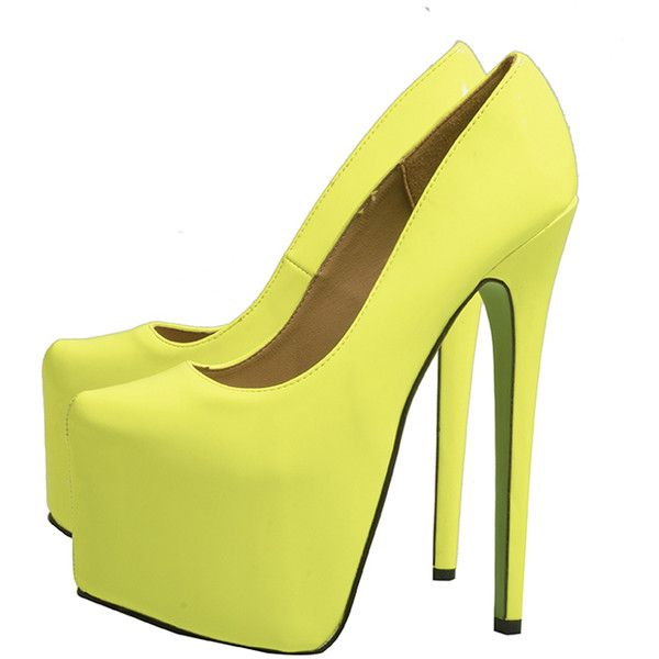 1000  ideas about Neon Yellow Shoes on Pinterest | Yellow shoes