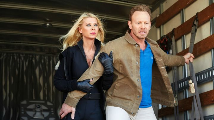 "Sharknado 5 Officially/Inevitably Announced  Syfy and The Asylum have officially announced a fifth entry in the outrageous Sharknado series.  Ian Ziering and Tara Reid will return for Sharknado 5 as Fin Shepard and April Wexler respectively. Cassie Scerbo will also be reprising her role as ""bartender turned badass Sharknado fighter"" Nova. Principal photography kicks off today with Sharknado 1-4 director Anthony C. Ferrante at the helm.   Team Sharknado is back to Sharknado some more…"
