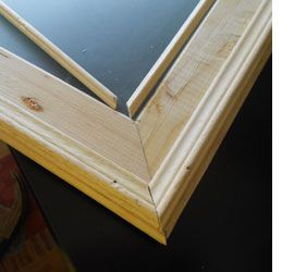 Easy Way To Make Picture Frames Wood Picture Frames Diy
