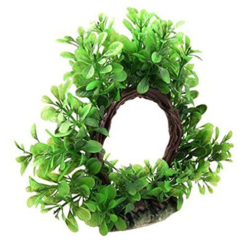 Best price on MR.Jiang Curve Artificial Plastic Water Plant Decor for Fish Tank Ornament Flexible Underwater Green // See details here: http://healthlypetshub.com/product/mr-jiang-curve-artificial-plastic-water-plant-decor-for-fish-tank-ornament-flexible-underwater-green/ // Truly a bargain for the inexpensive MR.Jiang Curve Artificial Plastic Water Plant Decor for Fish Tank Ornament Flexible Underwater Green // Check out at this low cost item, read buyers' comments on MR.Jiang Curve…