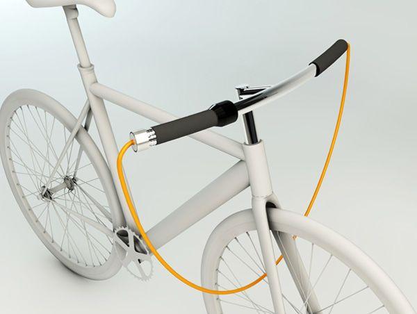 pretty cool new design for a bike lock