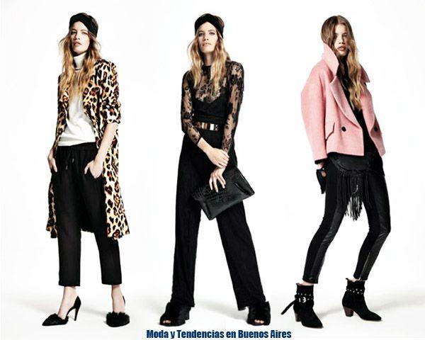 Maria Cher monos, pantalones y tapados cortos otoño ...