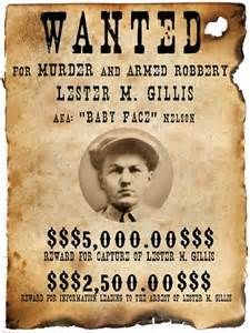 pretty boy floyd wanted poster - Bing images