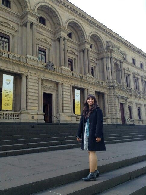 Melbourne historical building
