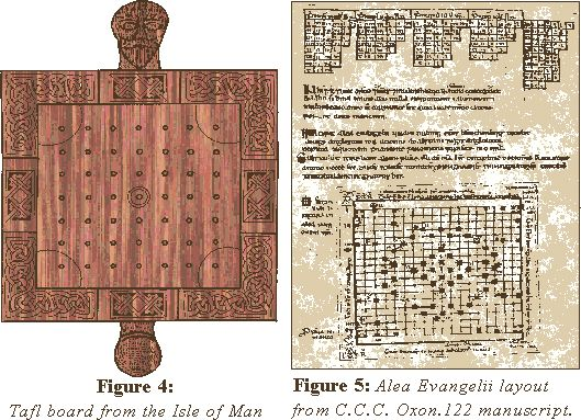 Tablut and more games of the Viking Age.