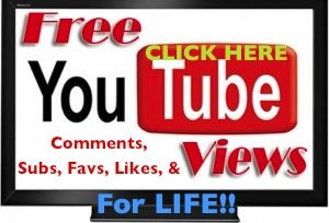 FREE Youtube Views, Comments, Likes, Favorites, & Subscribers